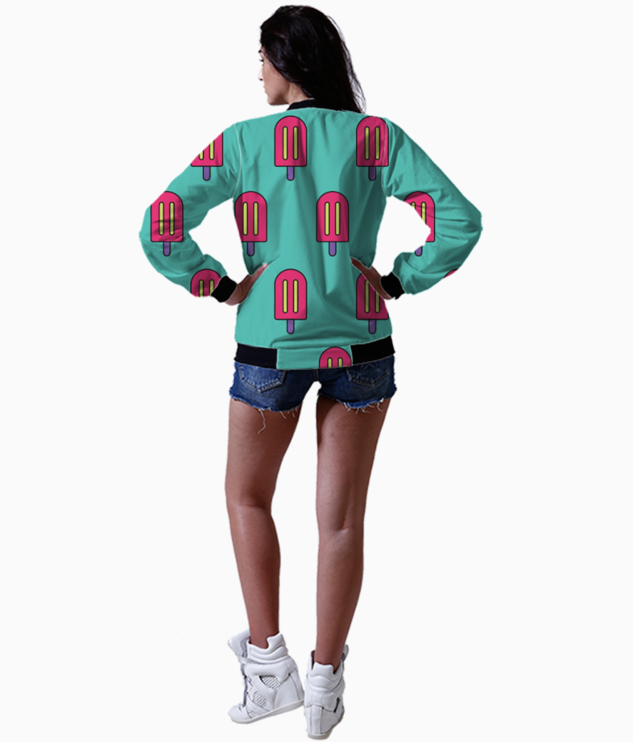 Ice   cream candy 07 bomber back