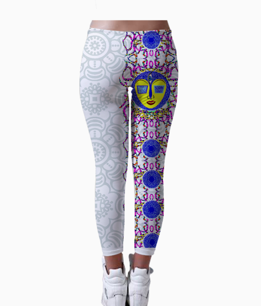 Trance long 01 01 leggings back