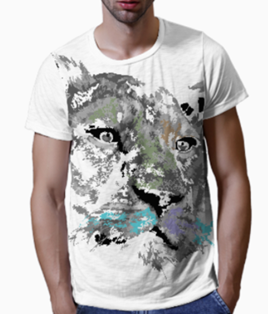 Lion your highness front