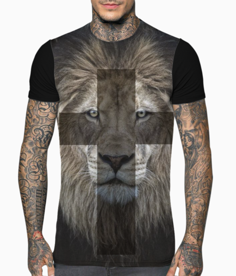 The wild t shirt front