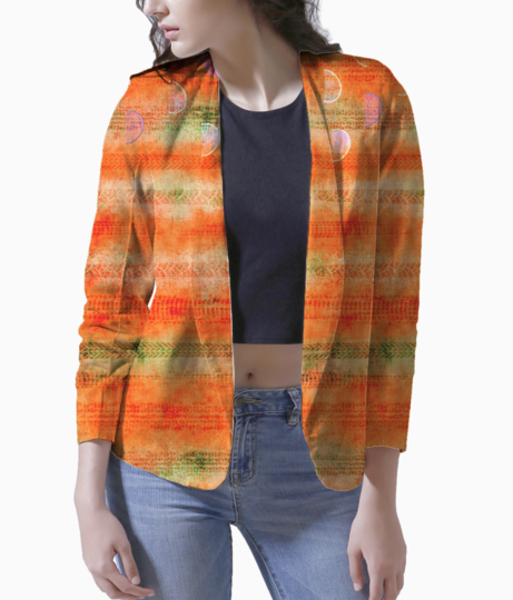 1a new women's blazer front