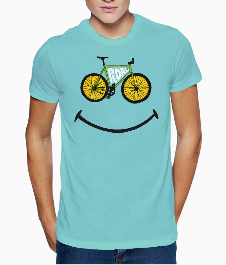 Cycle t shirt front