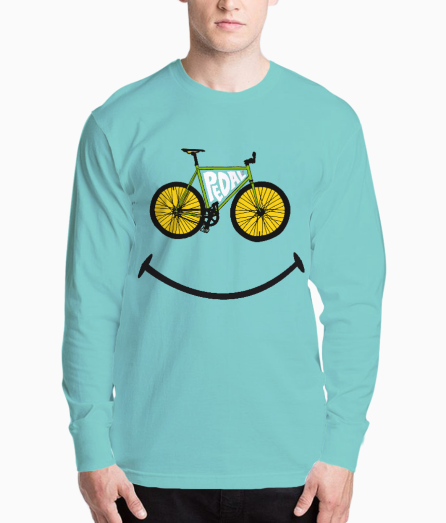 Cycle henley front
