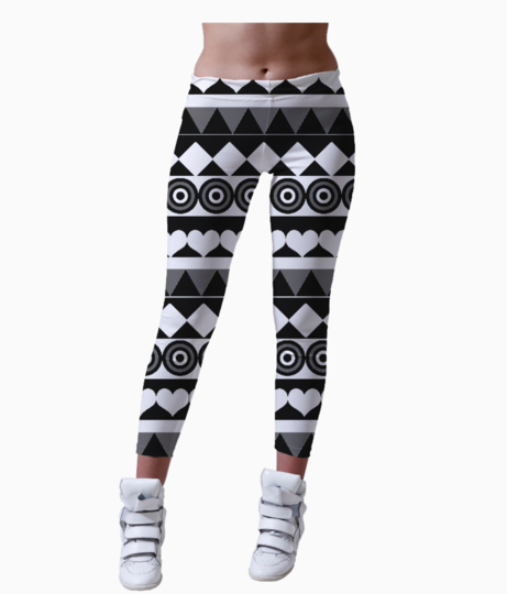 Bw6 leggings front
