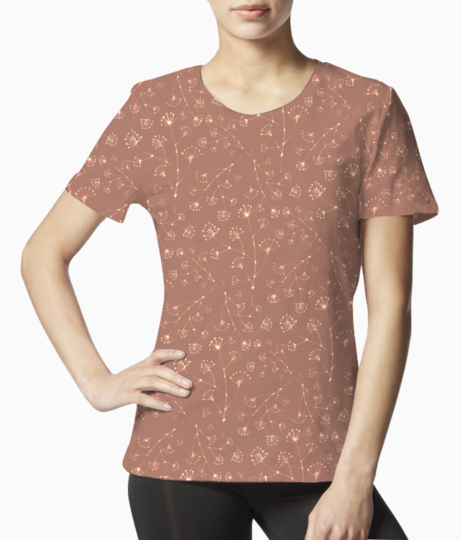 Bright spring tee front