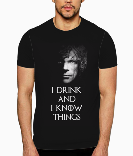 Tyrion lannister the imp 1400x1050 t shirt front