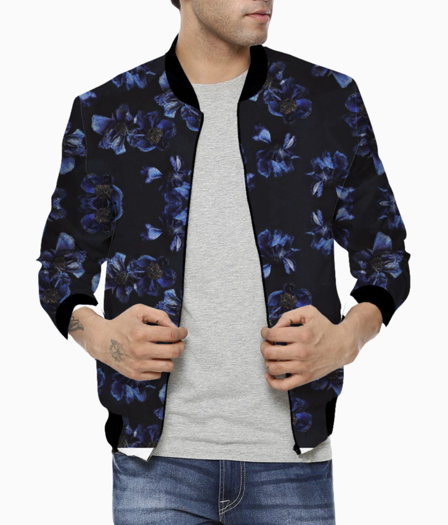 1 bomber front