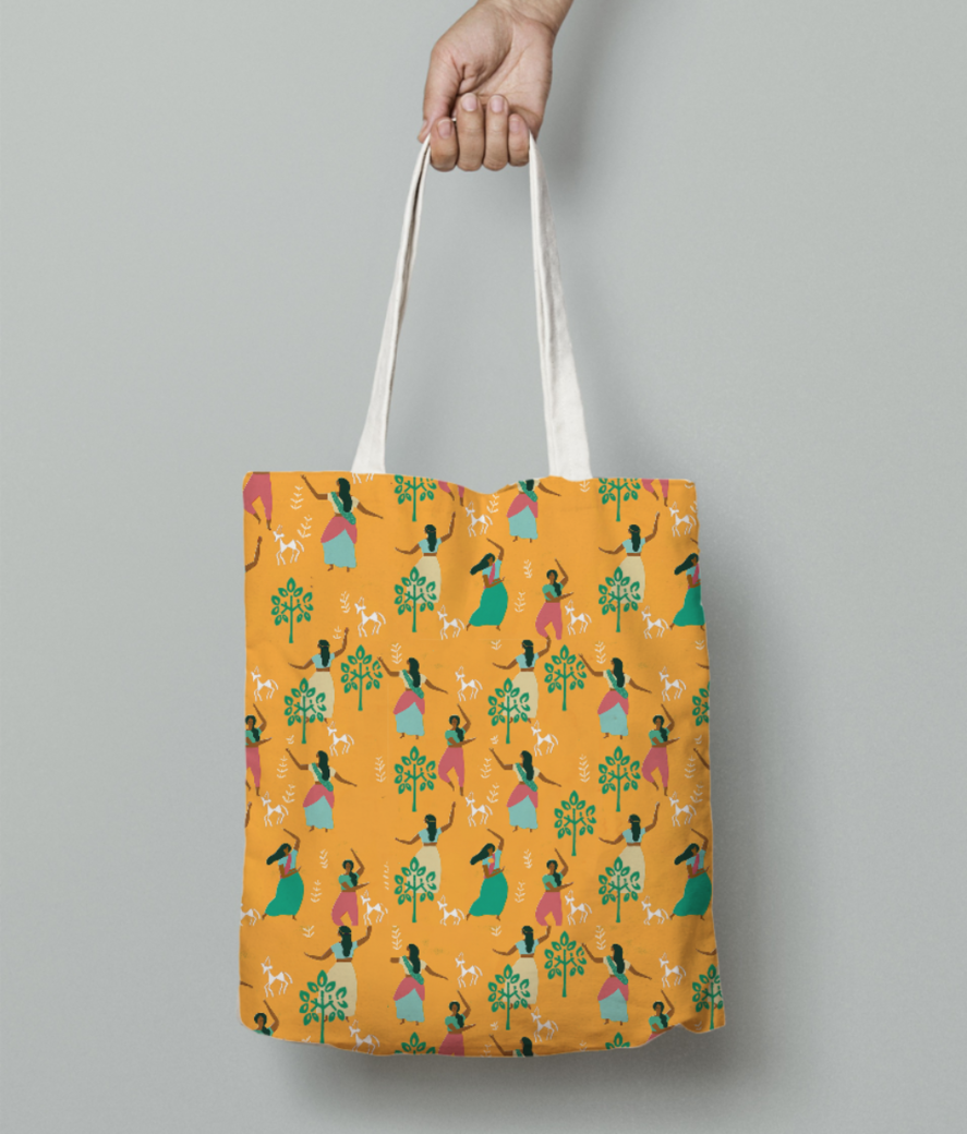 G20 tote bag front