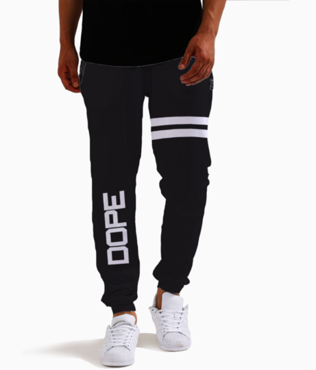 Dope game joggers front