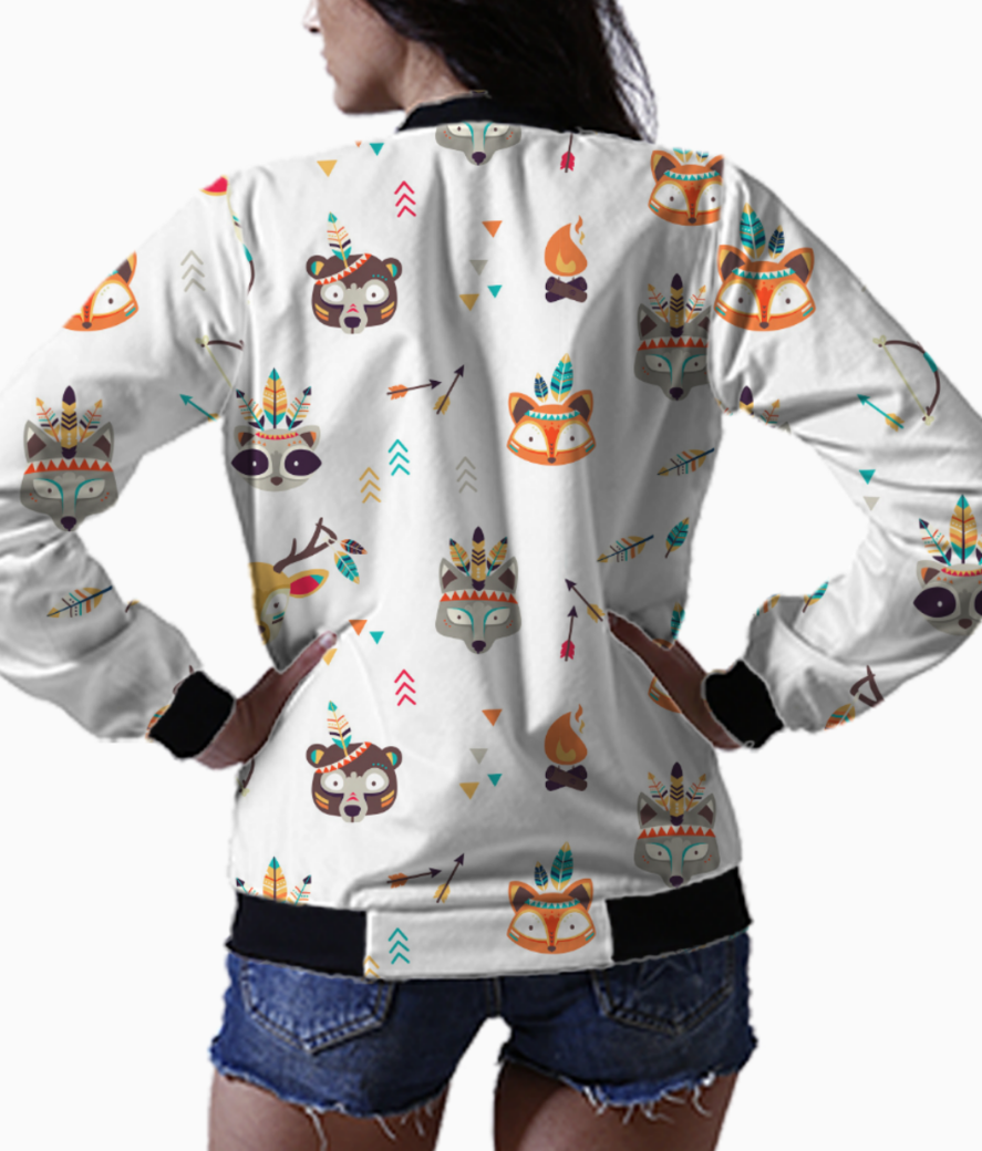 Quirky tribe bomber back