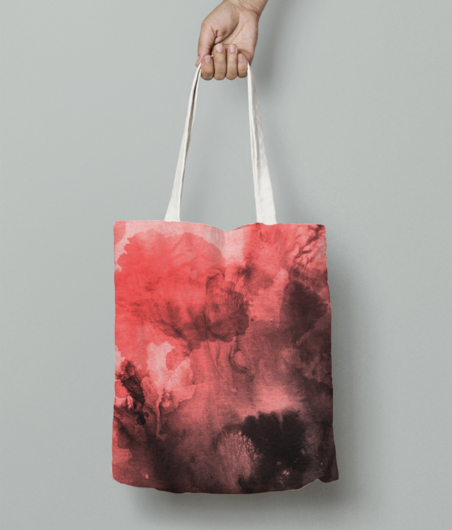 1924 tote bag front