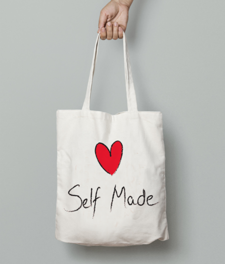 Untitled 1 tote bag front