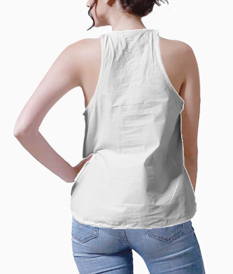 Girly tank back