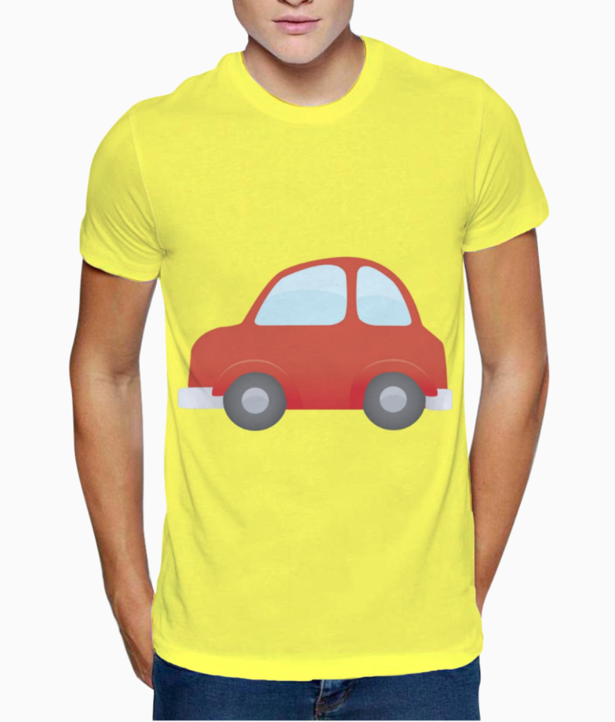 My car t shirt front