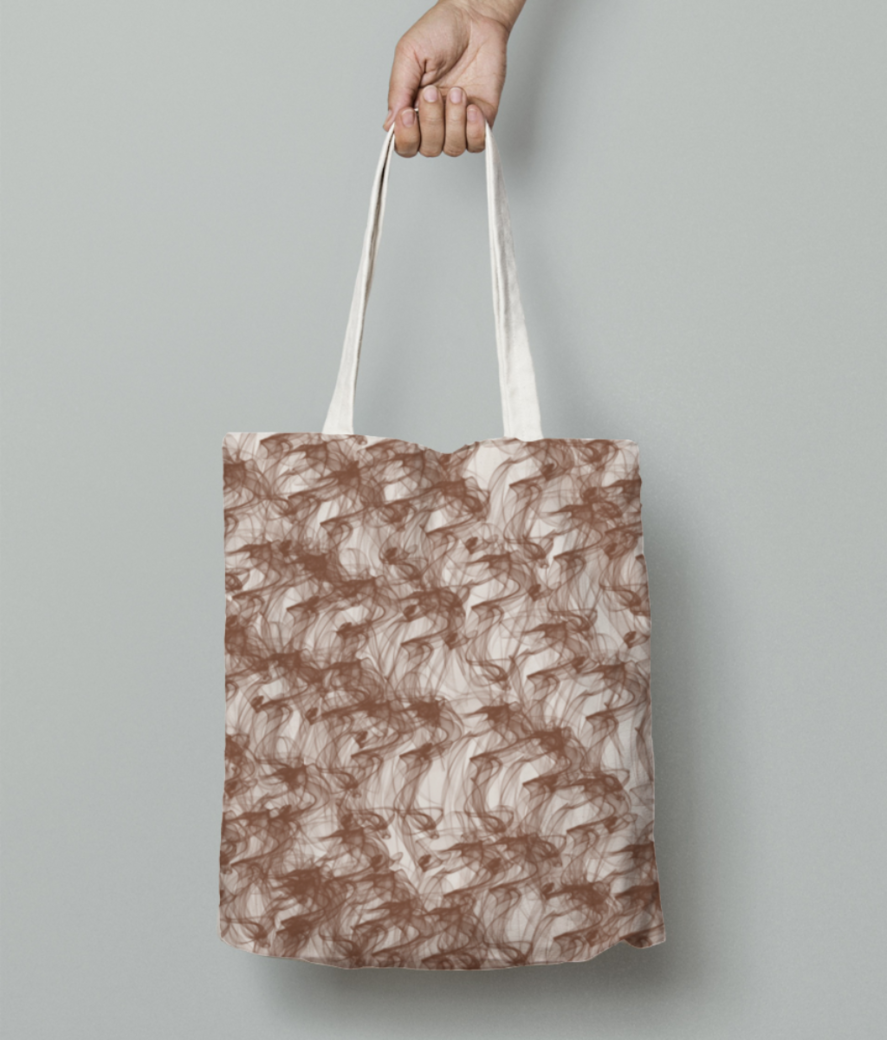 Smokey %281%29 tote bag front