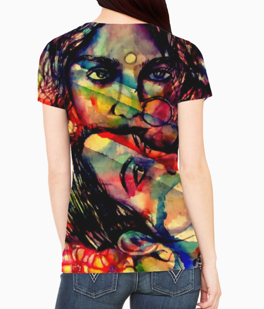 Eclipsed main big size   copy tee back