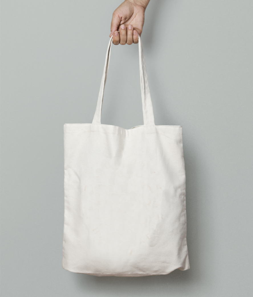 Renesoldman tote bag front