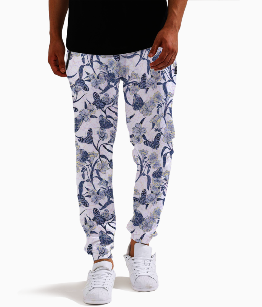91 joggers front