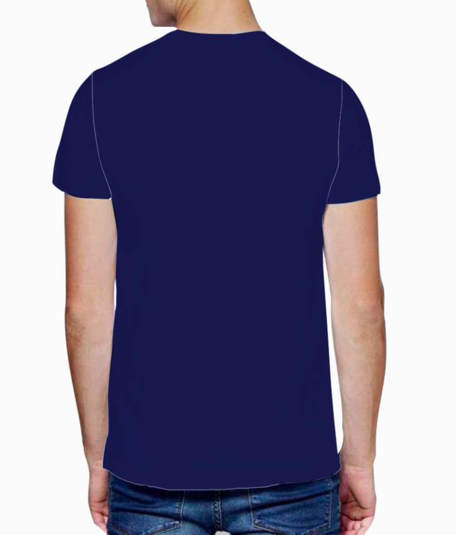 Electricity t shirt back