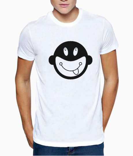 Monkey tongue t shirt front