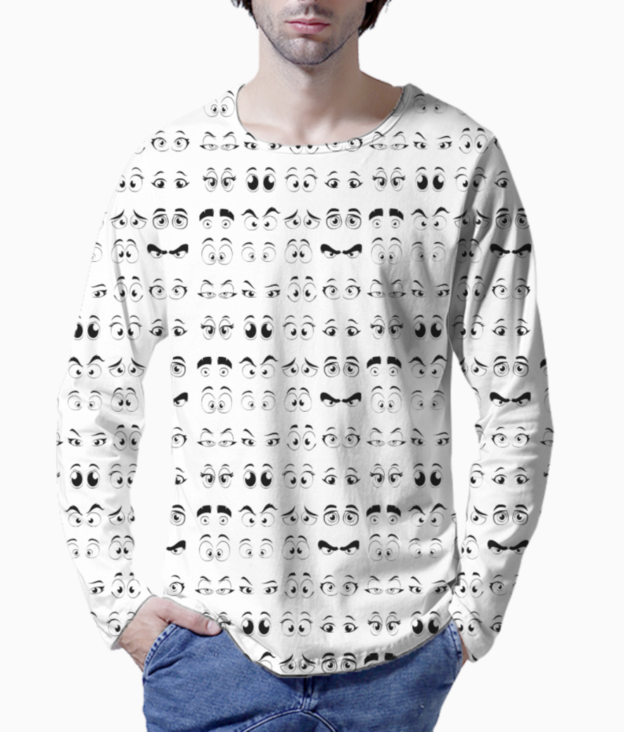 Eyes 2 henley front