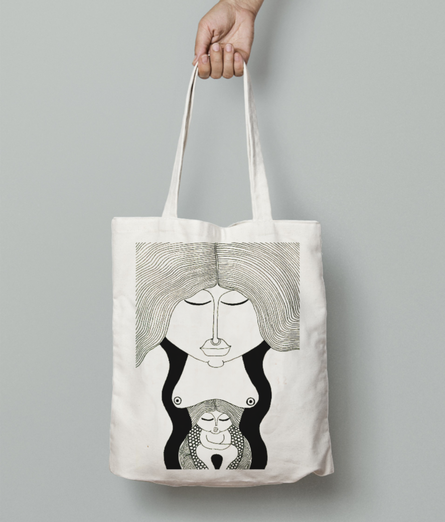 Uc 1 tote bag front