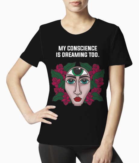 Conscience tee front