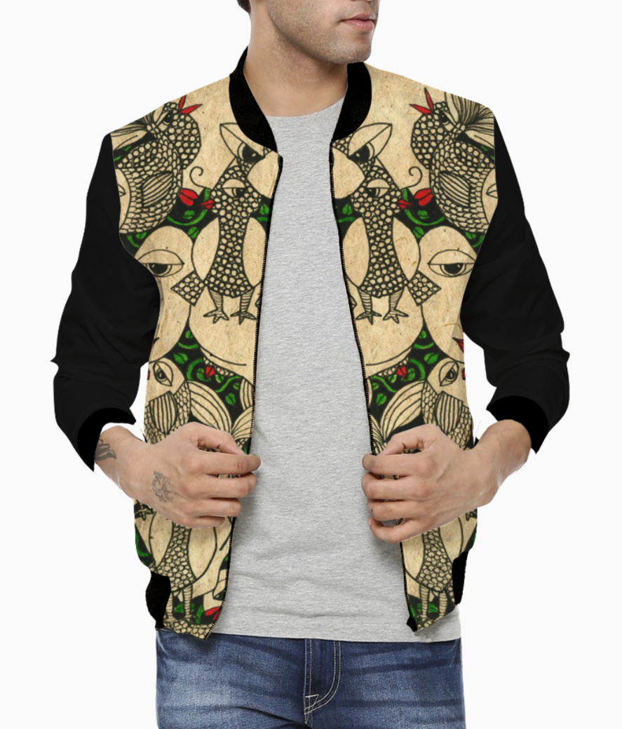 Coexistence 2 bomber front