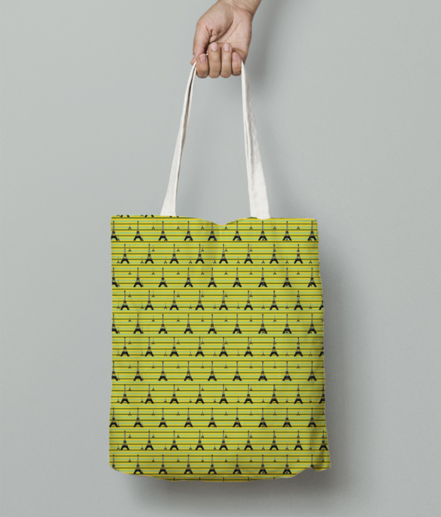 12a tote bag front
