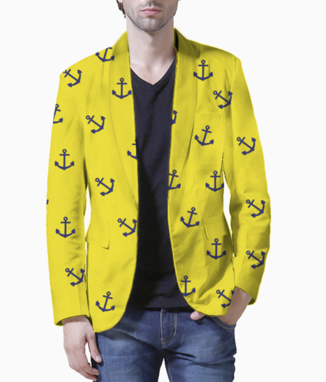 Anchor 01 blazer front