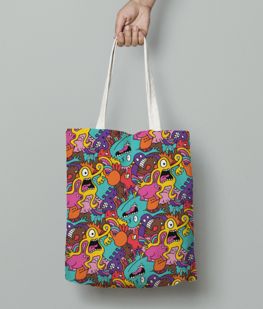 569 tote bag front