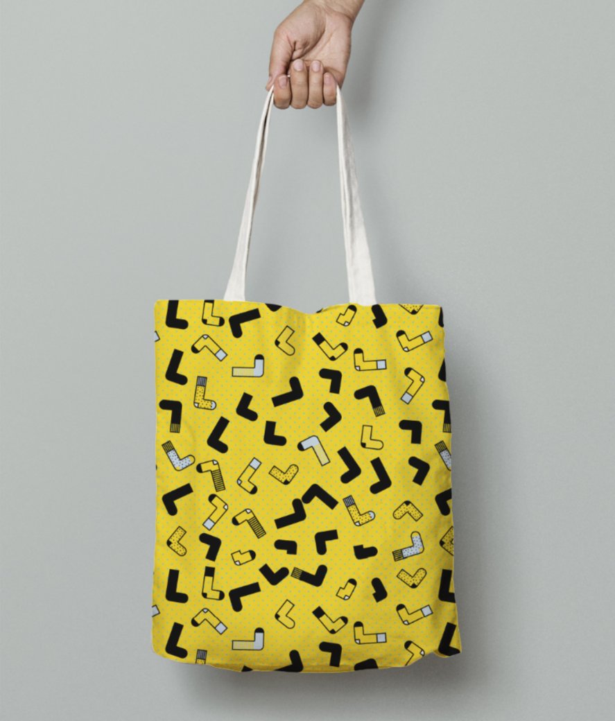 516 tote bag front
