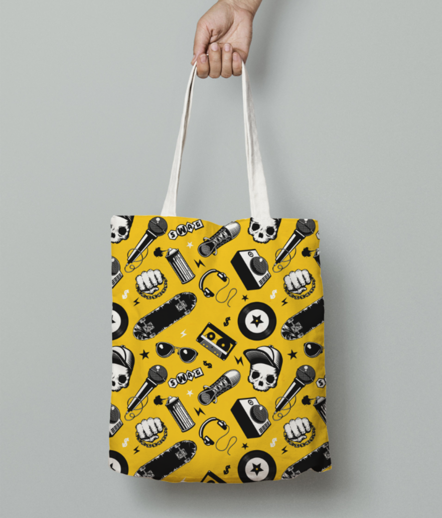 588 tote bag front