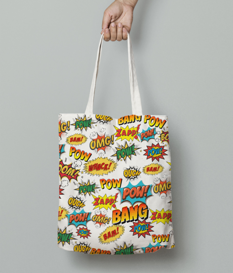 57 tote bag front