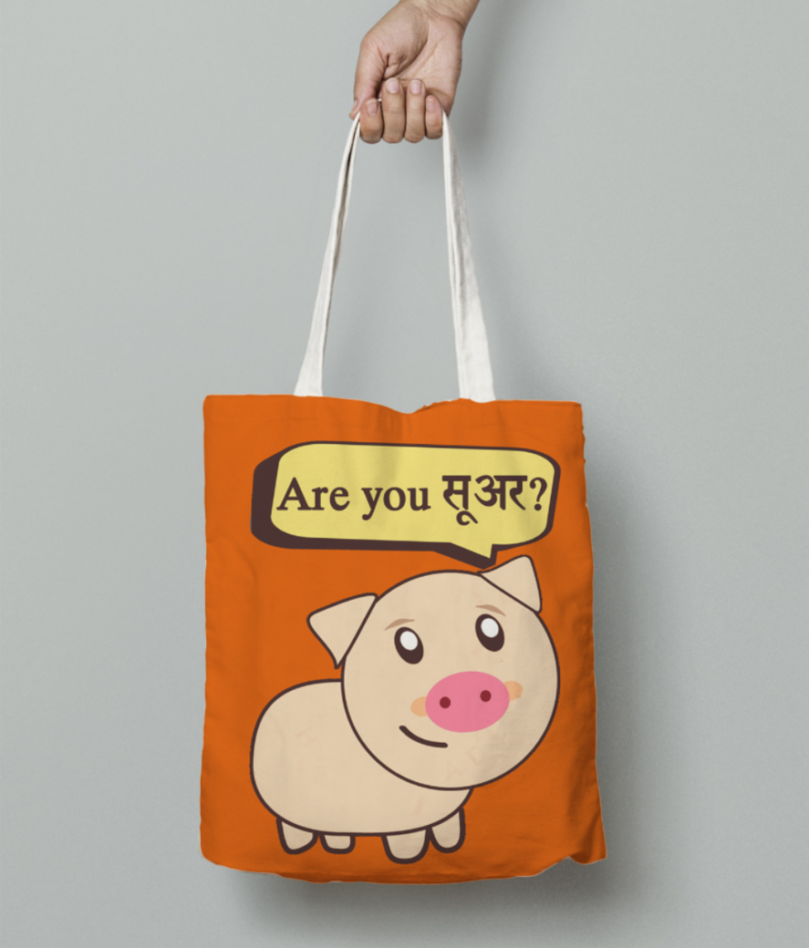 6 tote bag front