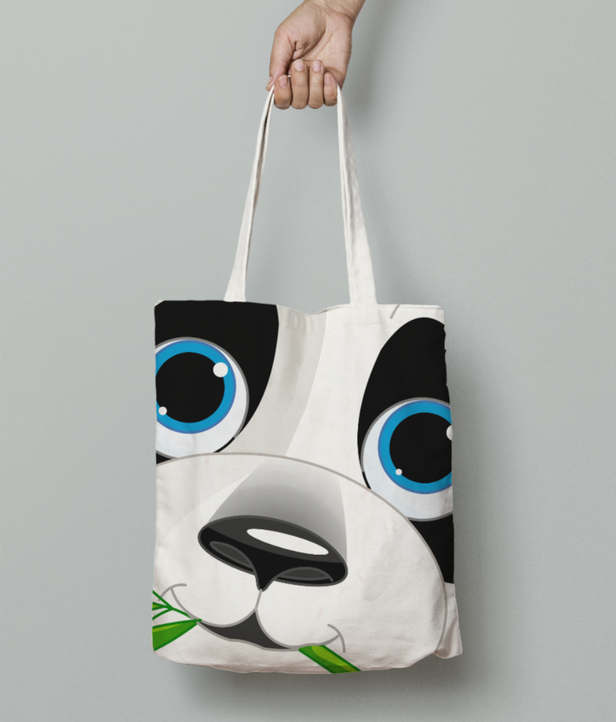 254 tote bag front