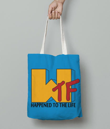 22 tote bag front