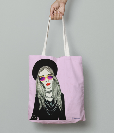 Swag tote bag front