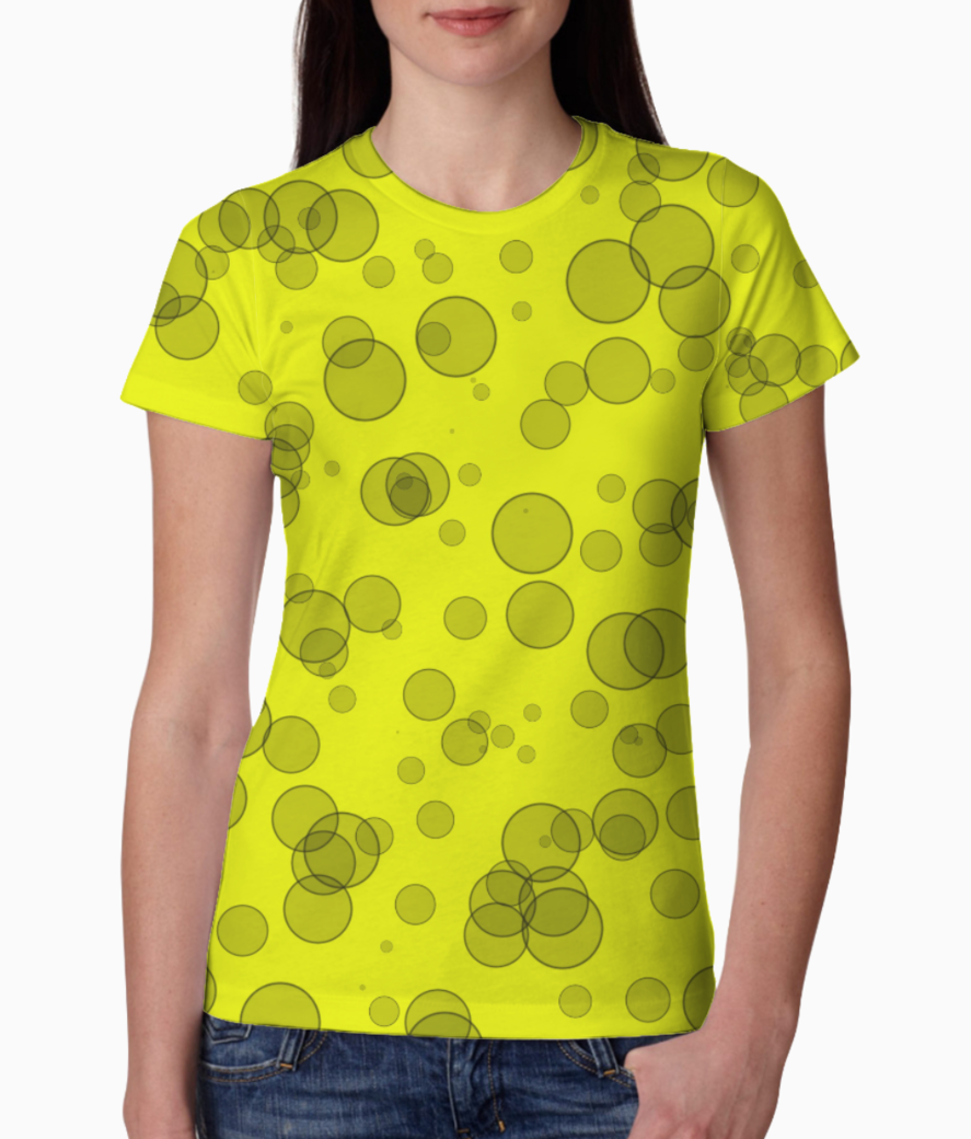Bubble tee front