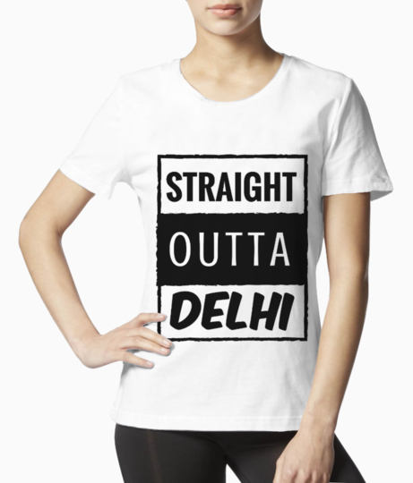 Straight outta %2811%29 tee front