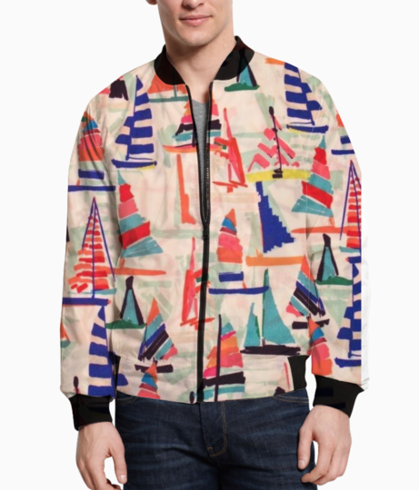 Summer goals bomber front