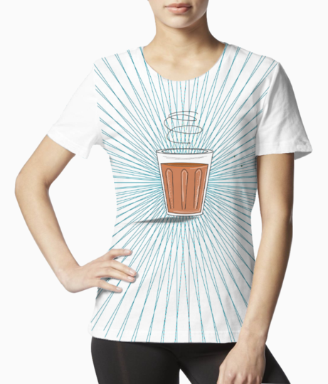 Chai tee front