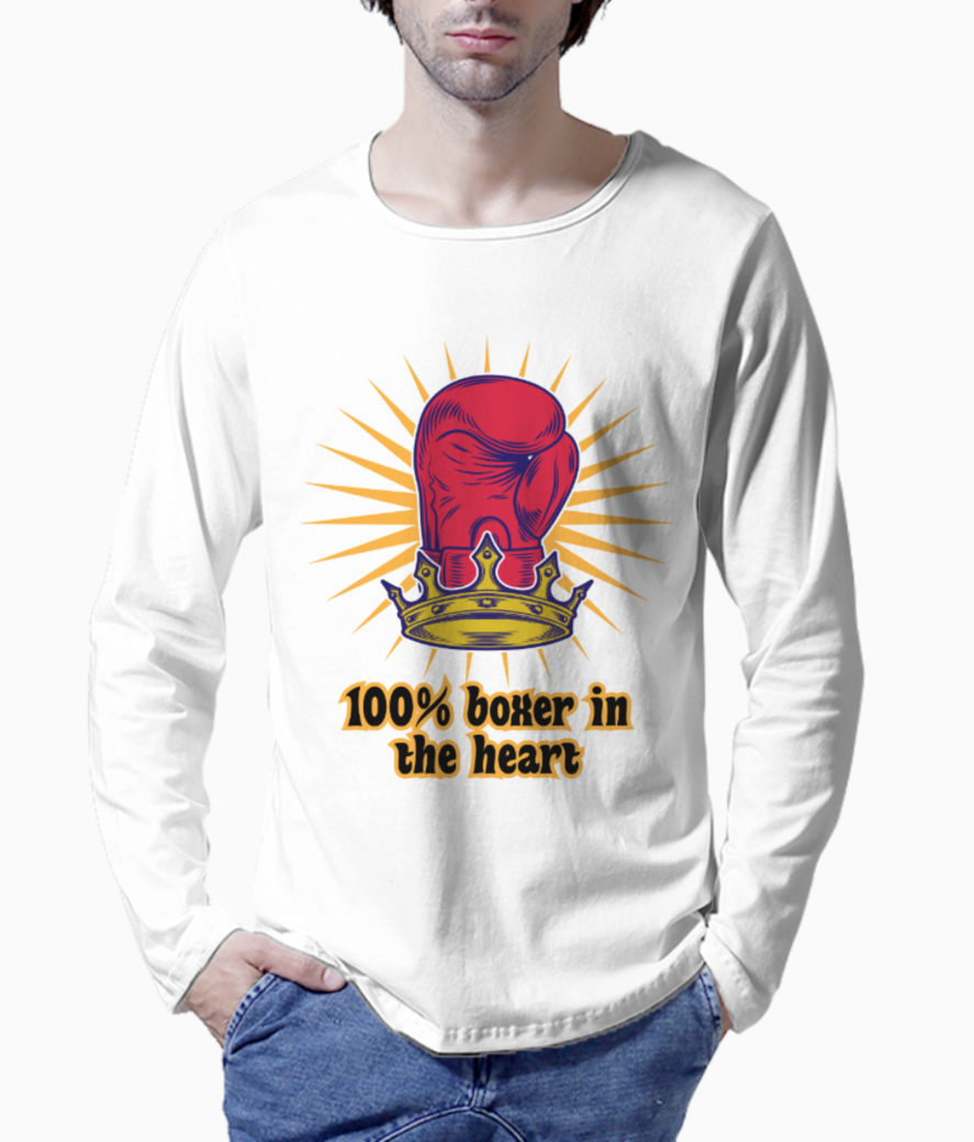 100  boxer 2 henley front