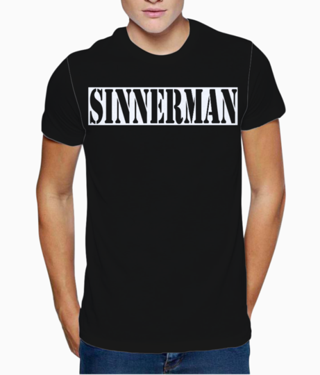 Wolf sinnerman   2 %282%29   copy t shirt front