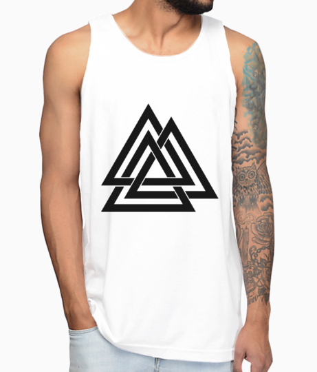 3 triangle vest front