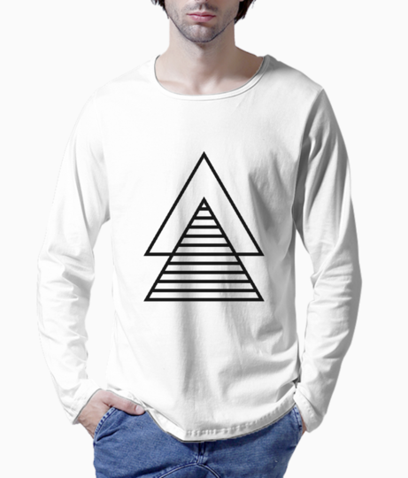Minimal double triangle henley front