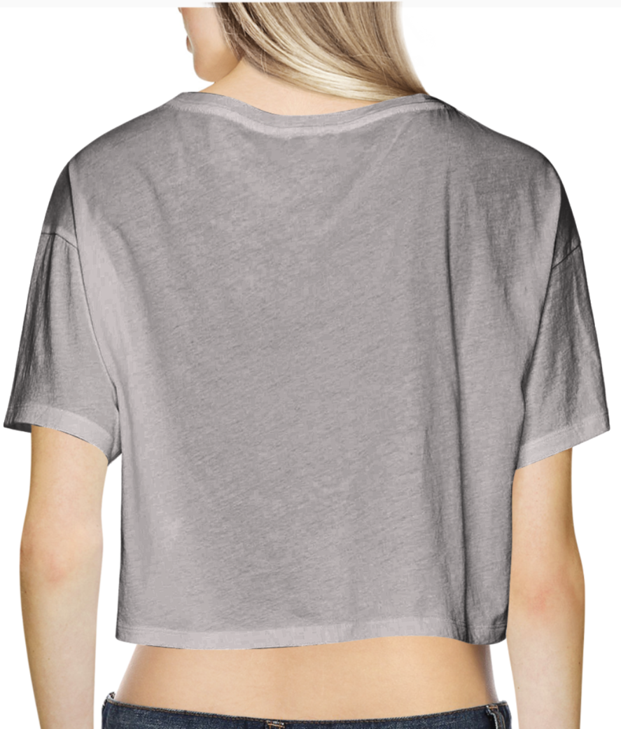 13 crop top back