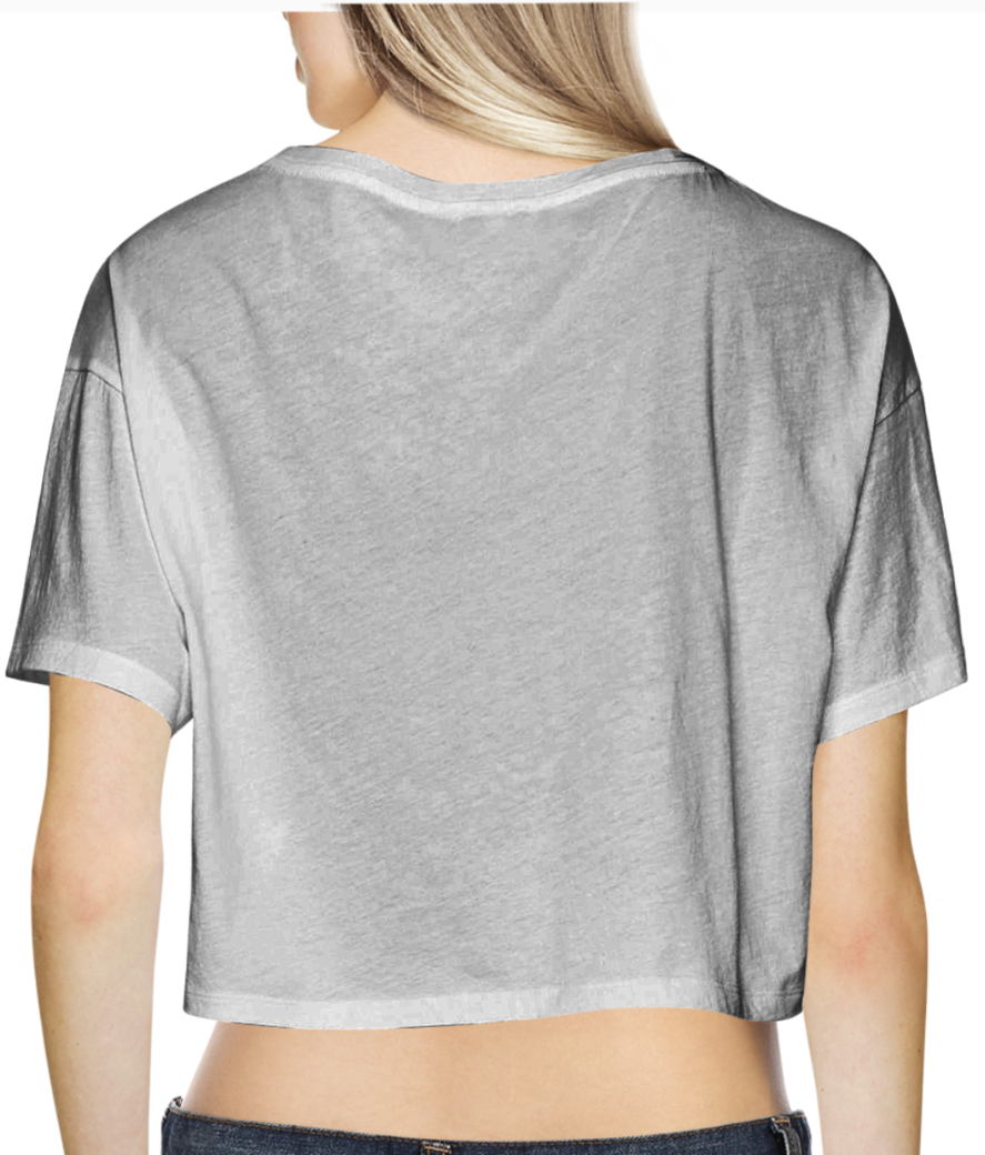12 crop top back