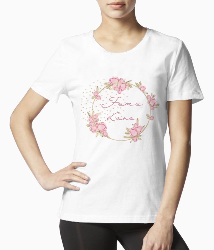 Rose 2 tee front