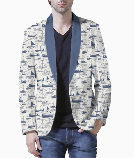Chaotic harbourpng blazer front